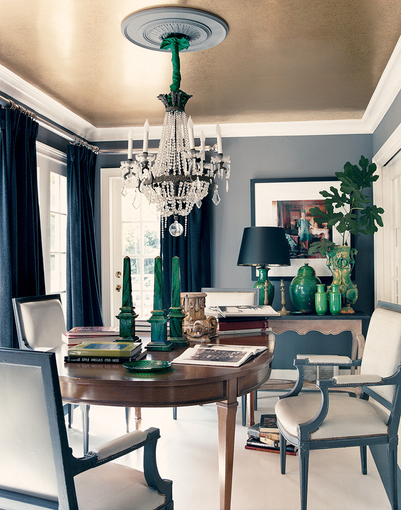 Transform your ceiling! Use paint to create an incredible, visually striking ceiling that you'll love.