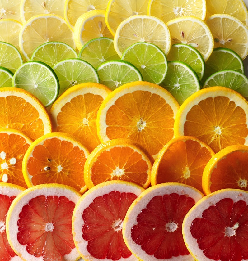 Citrus scents work great in your kitchen.