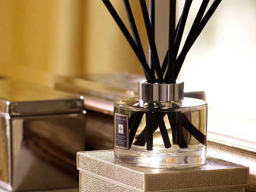 Aroma sticks or reed diffusers are fashionable and elegant. Image Source: Independent UK