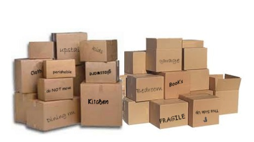 Packing is one of the most important task when moving out. Treat is as art. Image Source: Monarcares