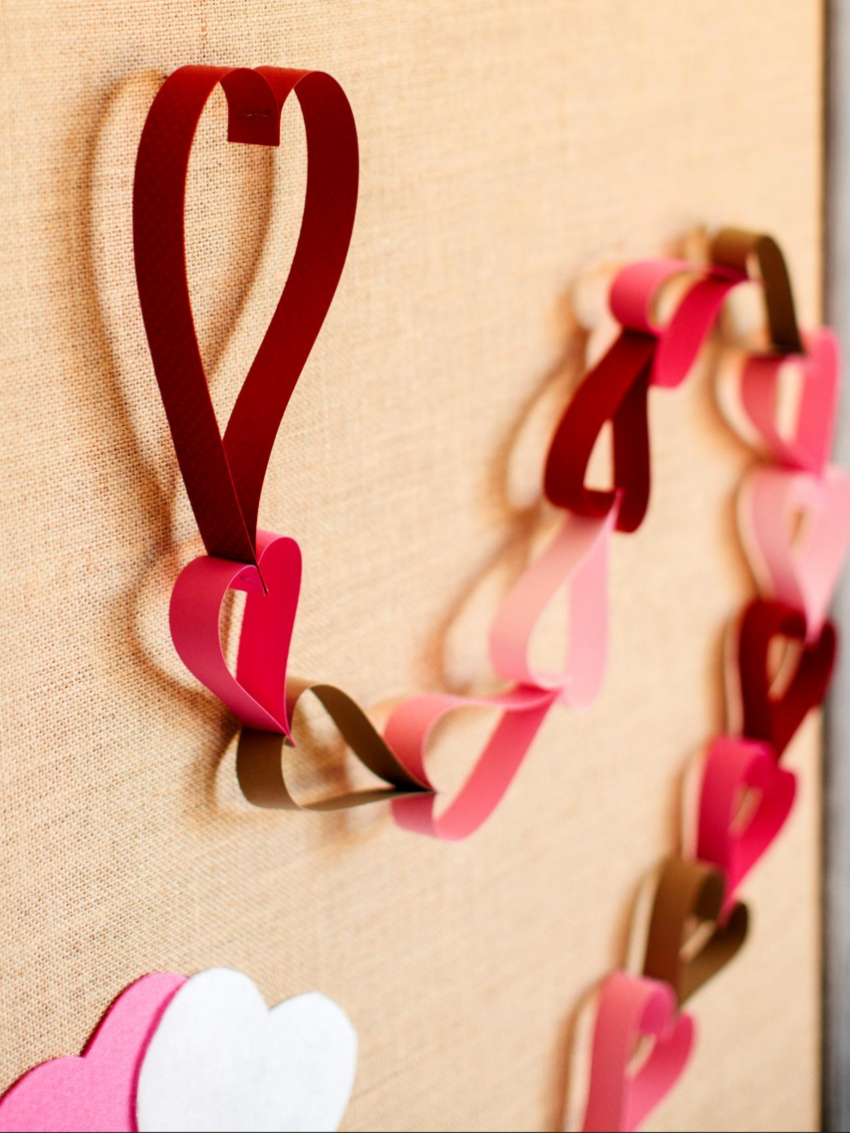 This is an easy and super adorable craft. Source: HGTV
