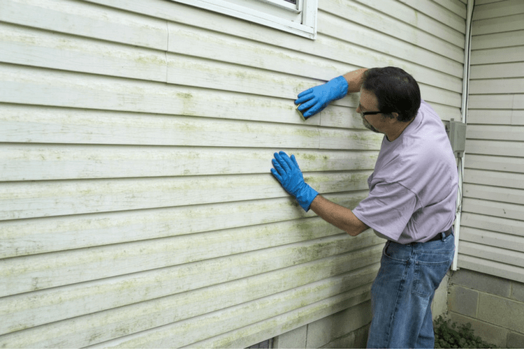 Repairing your siding is part of being a homeowner